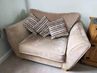 Ex sterling snuggle chair