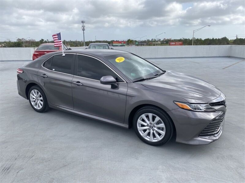 Image 3 Voiture American used Toyota Camry 2018