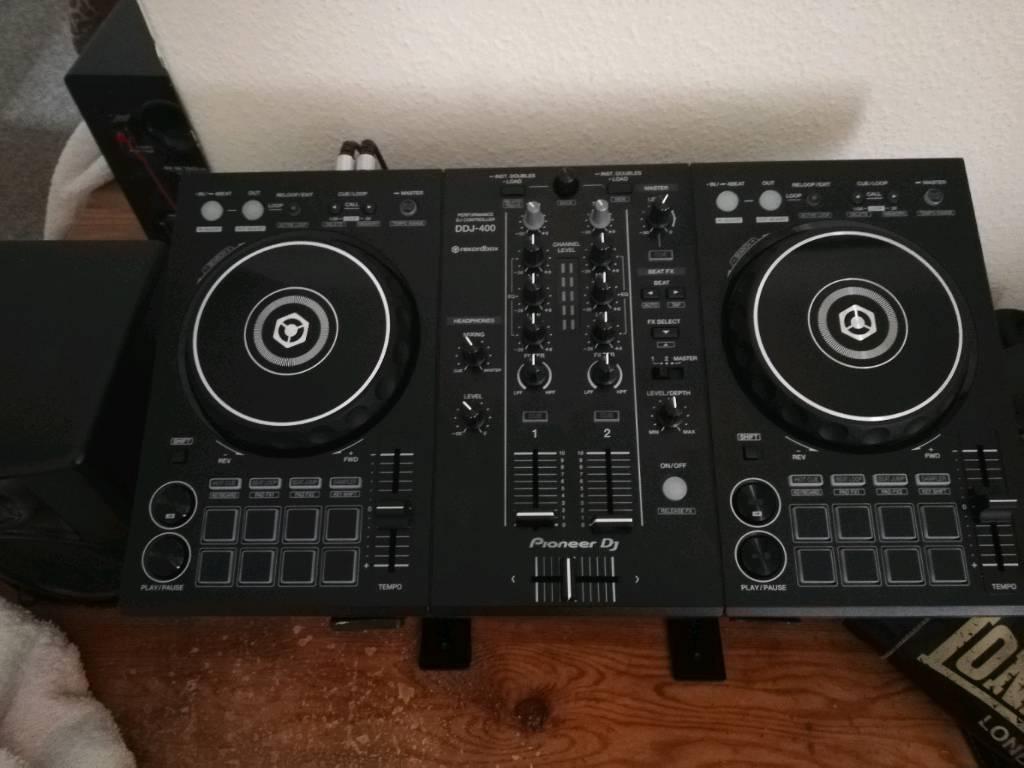 Pioneer ddj 400 for sale  dd4e08df4e