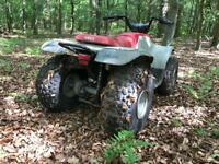 Yamaha Breeze 125cc Quad Bike, used for sale  Middleton St George, County Durham