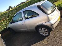 Vauxhall corsa c breaking 1.0L