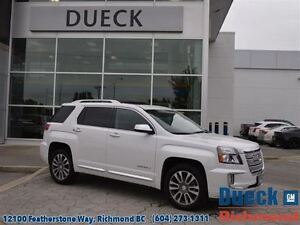 2016 GMC Terrain Denali Accident Free - Local - ONE Owner