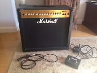 Marshall MG100DFX Combo Electric Guitar Amplifier