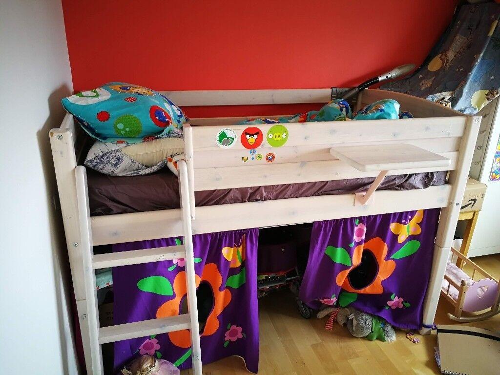 new style cbbc5 51adb Children bed , raised good quality used | in Tottenham, London | Gumtree