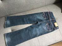 Kids girls Levi's jeans