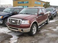 2007 Ford F-150 King Ranch Sunroof Leather