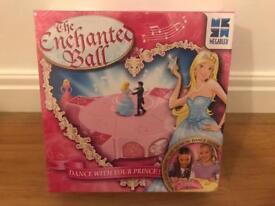 The enchanted ball
