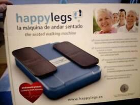 Happy Legs Seated Walking Machine.