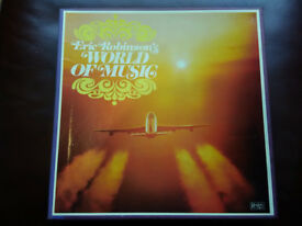 Eric Robinson's World Of music (Vintage Vinyl)