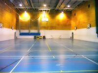 Small Hall Hire at YGCR School - Contact us for pricing PER HOUR!