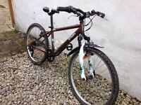 Kids B-twin Decathlon mountain bike in good condition