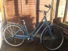 Blue Giant Flourish Female Liv 3 Bike Size Medium