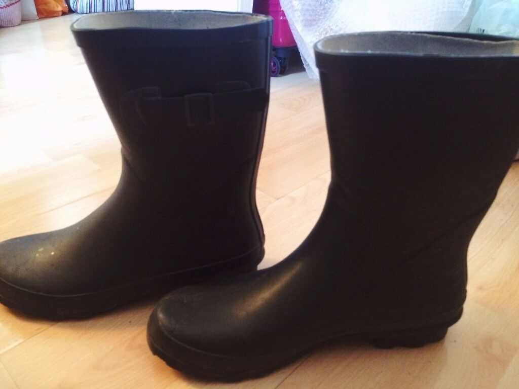 2684bd9b3c7 Wellington / Festival Boots - Size 8 (Primark Atmosphere, Worn Once) | in  Bethnal Green, London | Gumtree