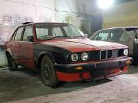 Bmw e30 project/unfinished drift fast road track car m20b25