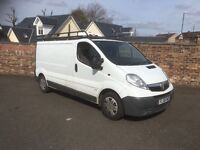*** Vauxhall vivaro fridge van spaires or repairs swap px car van ***