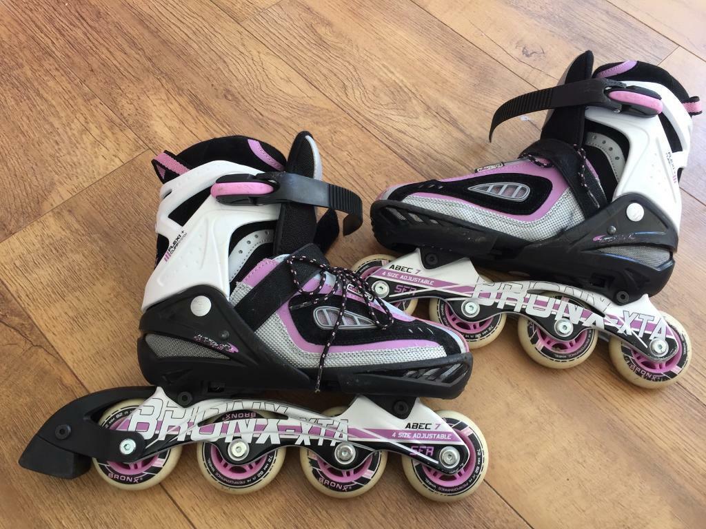 00d61eedc38 4 images Girls roller boots size 3-6 shoe North Baddesley, Hampshire ...