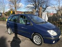 Renault scenic cheap family car