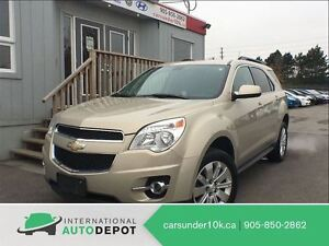 2011 Chevrolet Equinox LT / ONE OWNER / ACCIDENT FREE