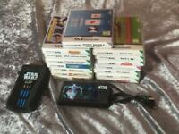 Star Wars themed Nintendo DS lite, 15 games