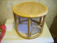 Small Bamboo Table