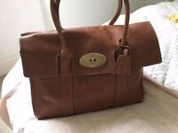 Beautiful Mulberry Oak Bayswater Handbag