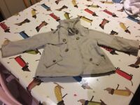 Gap Biege Trench Coat, Hardly Used & in Excellent Condition - 3 Years