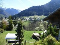 Beautiful Alpine Chalet to rent close to Morzine, France