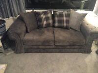 3 seat + 2 seat sofa.