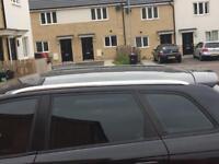 Audi A3 s line black edition s3 rs3 roof rails pair