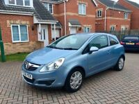 2007 VAUXHALL CORSA CLUB 1.2, LONG MOT DEC 2018, EXCELLENT CONDITION AND DRIVE, HPI CLEAR