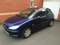 Peugeot 206 2.0 HDI For Sale