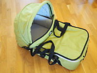 Mountain Buggy Swift Carry Cot (green)