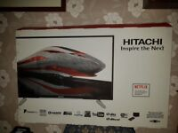 Hitachi 50 inch 4k ultra HD Television
