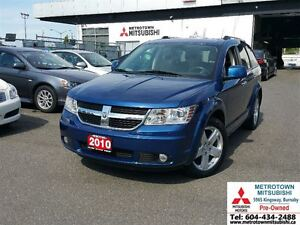 2010 Dodge Journey R/T Fully loaded, AWD