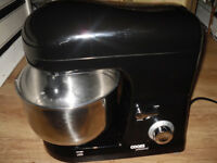 Cooks Professional Electric 6 1/2 Llitre Food Stand Mixer With Bowl / Splashguard New in box