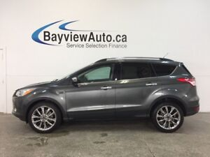 2015 Ford ESCAPE SE- 4WD|KEYPAD|ECOBOOST|PANOROOF|HTD STS|SYNC!