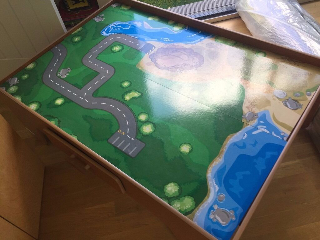 Childrens Play Table in Winchester Hampshire