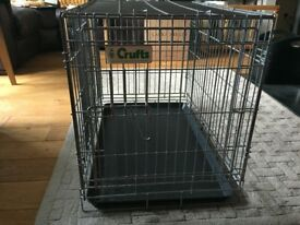 Dog Cage - Crufts