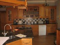 Bespoke Oak Kitchen for Sale.