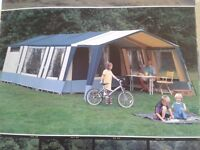 Conway Classic Trailer Tent 2001