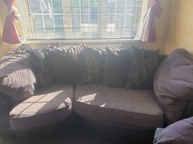 Large sofa free to collect