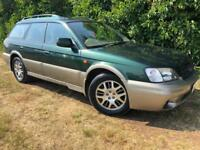 AUTOMATIC SUBARU LEGACY OUTBACK - 4x4 - LEATHER