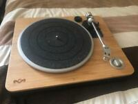 HOUSE OF MARLEY ... STIR IT UP TURN TABLE.