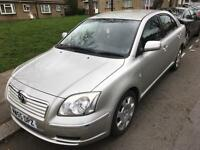 2006 TOYOTA Avensis Immaculate Mot Tax WARRANTY GUARANTEED 1 Owner