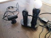 PS Move + Camera