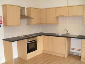 2 x Bedroom Modern Spacious Flat, Over 2 floors - Wrexham