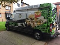 Mobile Catering Van on Sale