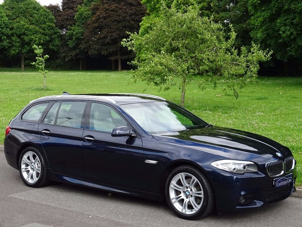 2011 bmw 5 series 2 0 520d m sport touring 5dr estate professional media package in poole. Black Bedroom Furniture Sets. Home Design Ideas