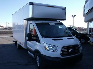 2015 Ford Transit TRANSIT CUBE 12 PIEDS + // AIR CLIM // AUTO