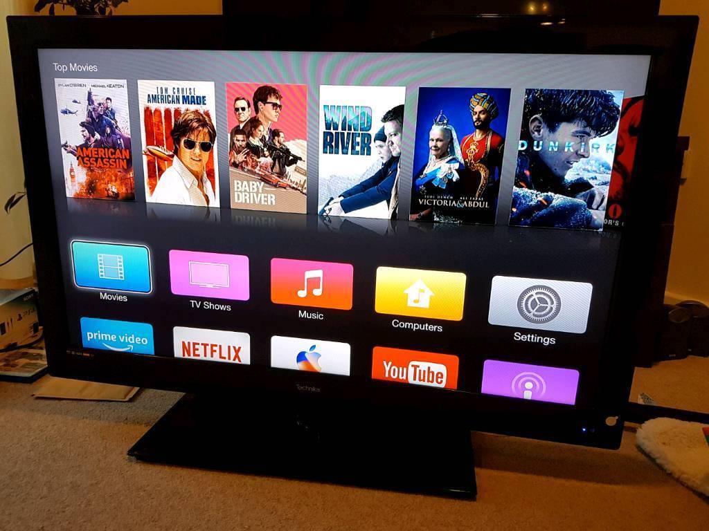 """42"""" 1080p HD Flat Screen TV"""